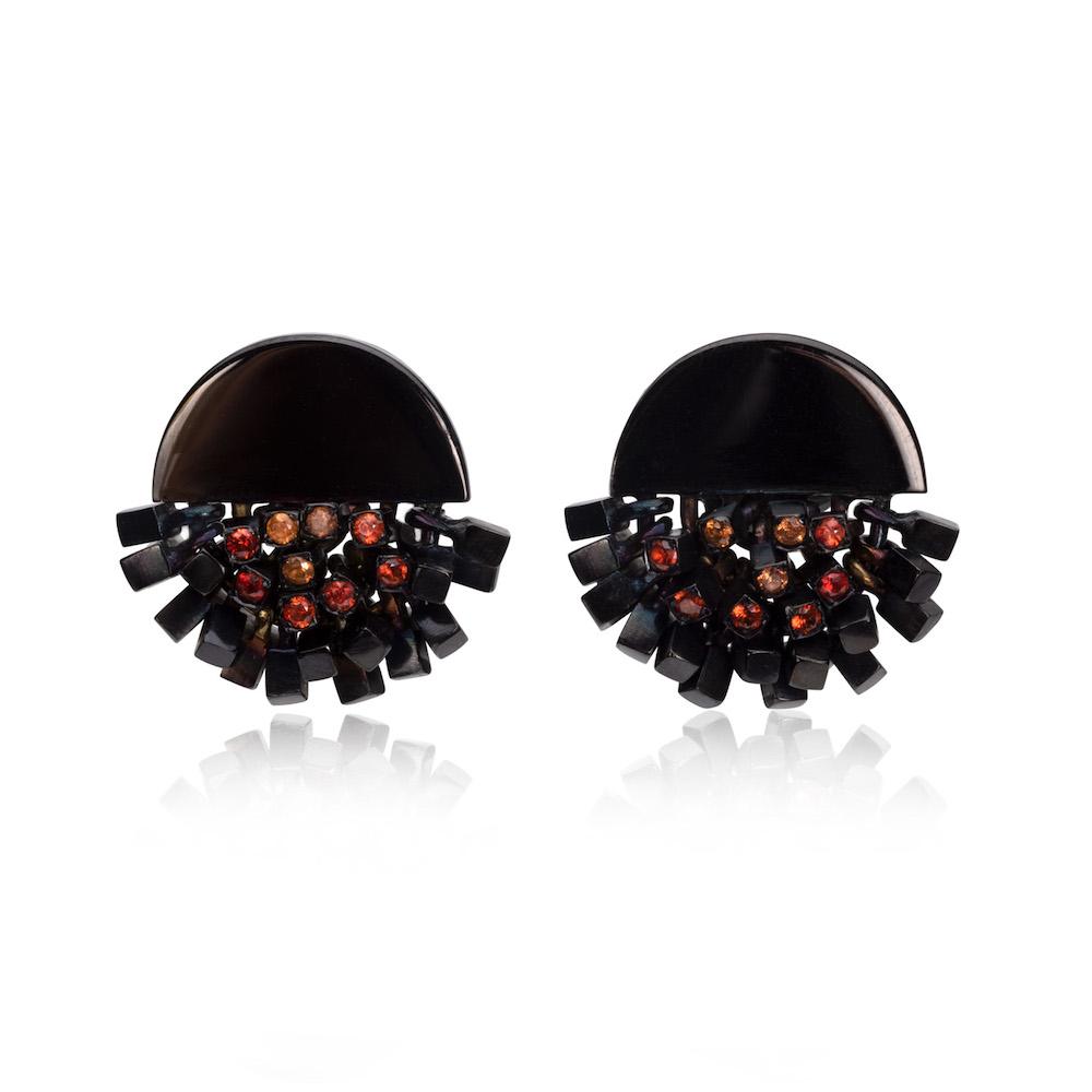 Blazing Earrings