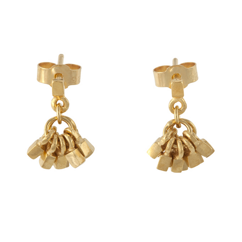 Small Tassel Earrings