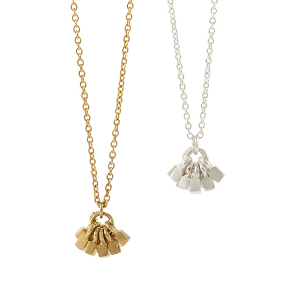 Small Tassel Necklace